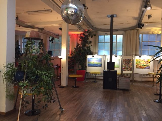 Kunst und Kulinarik Galerie Ebnat-Kappel